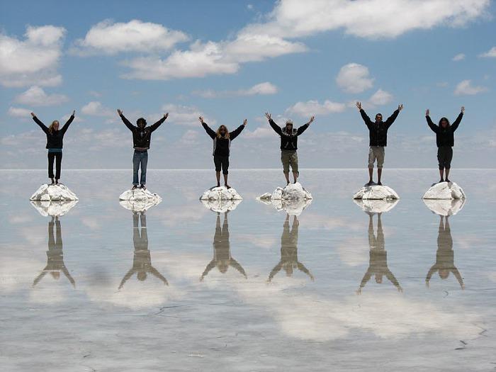 Солончак Уюни - Salar de Uyuni - Боливия 26440