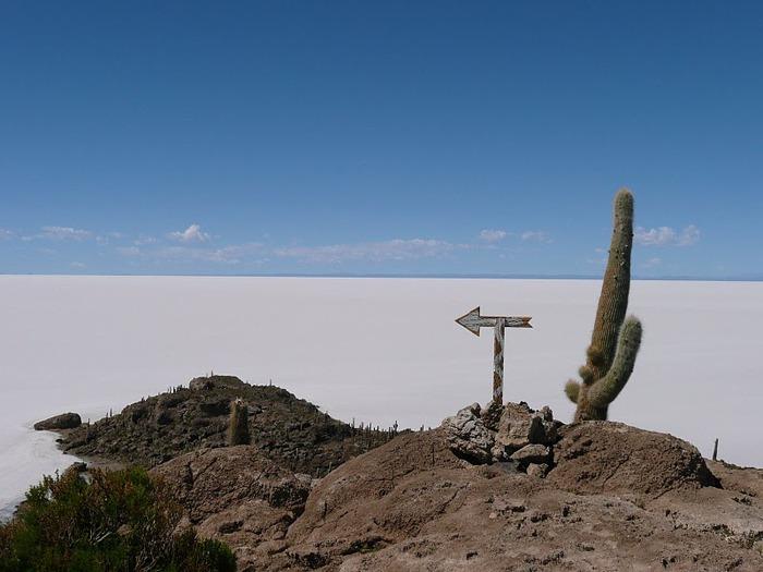 Солончак Уюни - Salar de Uyuni - Боливия 57582