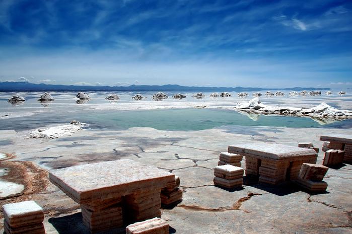 Солончак Уюни - Salar de Uyuni - Боливия 75581