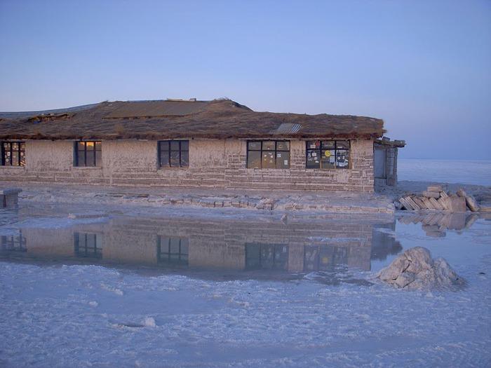 Солончак Уюни - Salar de Uyuni - Боливия 24638