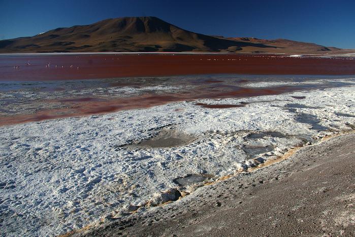 Солончак Уюни - Salar de Uyuni - Боливия 10996