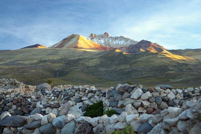 Солончак Уюни - Salar de Uyuni - Боливия 74909