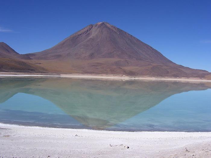 Солончак Уюни - Salar de Uyuni - Боливия 81625