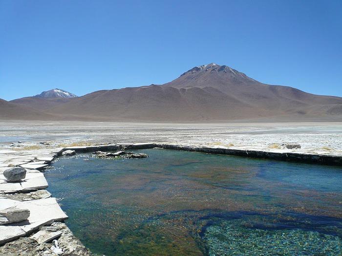 Солончак Уюни - Salar de Uyuni - Боливия 68126