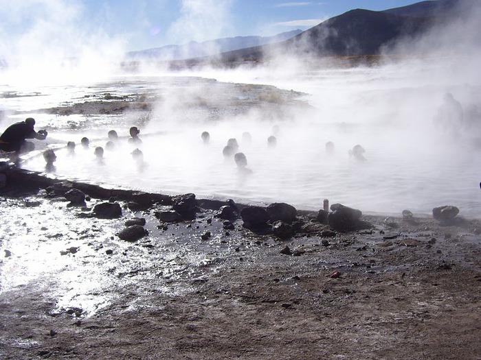 Солончак Уюни - Salar de Uyuni - Боливия 80435