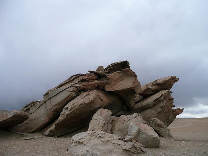 Солончак Уюни - Salar de Uyuni - Боливия 57392