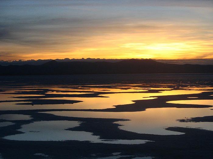 Солончак Уюни - Salar de Uyuni - Боливия 82431
