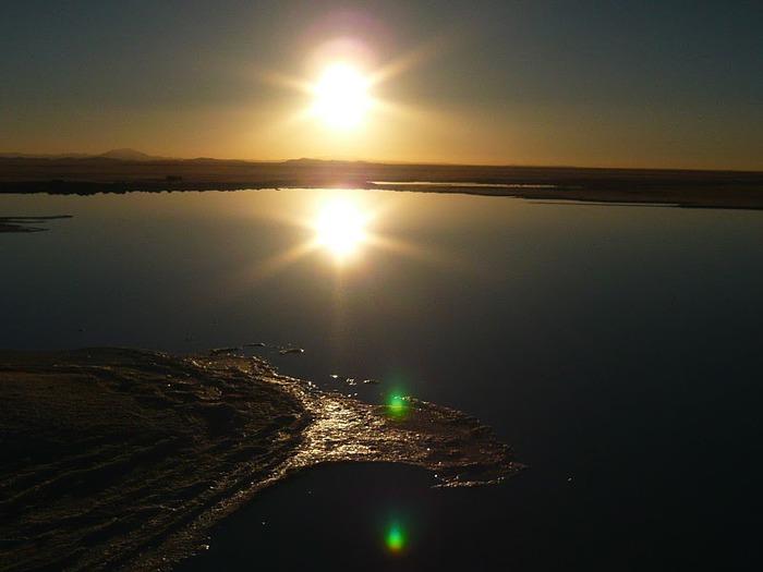 Солончак Уюни - Salar de Uyuni - Боливия 49981