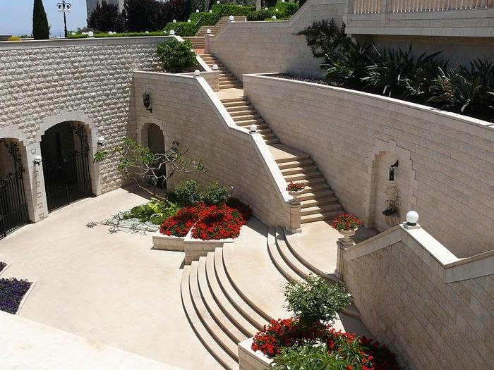 Хайфа, Бахайские сады 62807