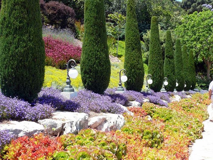 Хайфа, Бахайские сады 51353