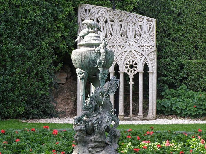 Хайфа, Бахайские сады 93770