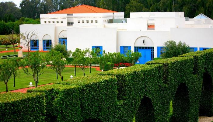Хайфа, Бахайские сады 68679