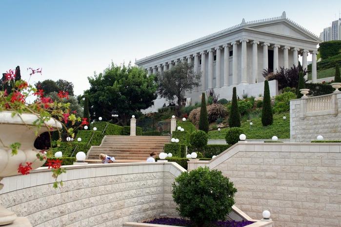 Хайфа, Бахайские сады 48405