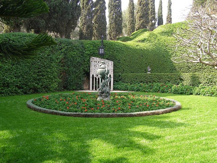 Хайфа, Бахайские сады 70535