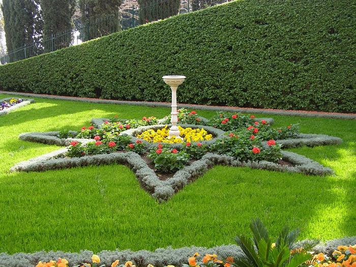 Хайфа, Бахайские сады 60855