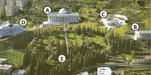 Хайфа, Бахайские сады 39049
