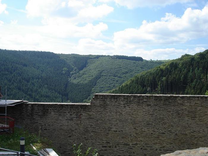 Le chateau de Bourscheid - ЗАМОК Буршейд 36260
