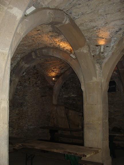 Le chateau de Bourscheid - ЗАМОК Буршейд 73467