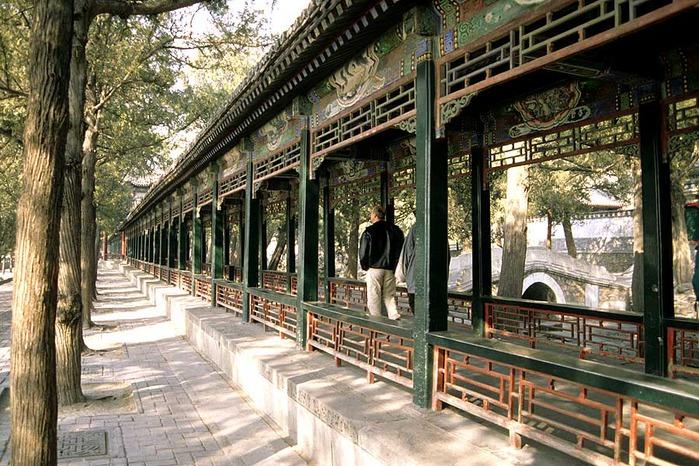 Пекин - Летний дворец императрицы 30103