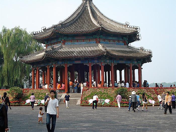 Пекин - Летний дворец императрицы 58472