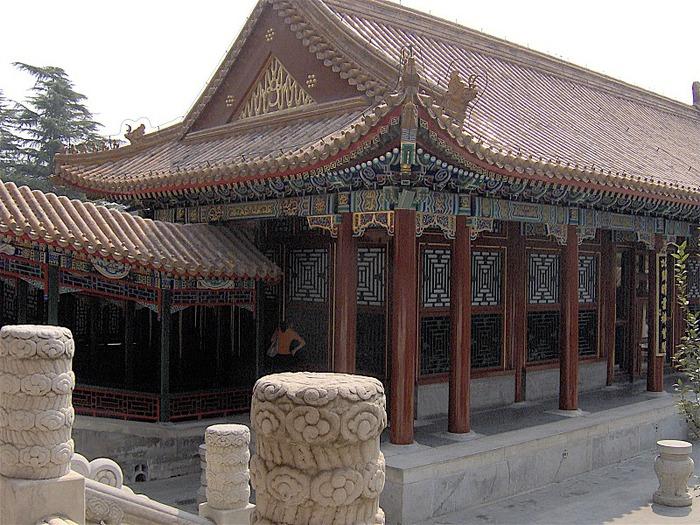 Пекин - Летний дворец императрицы 62477