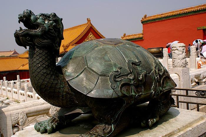 Пекин - Летний дворец императрицы 91099