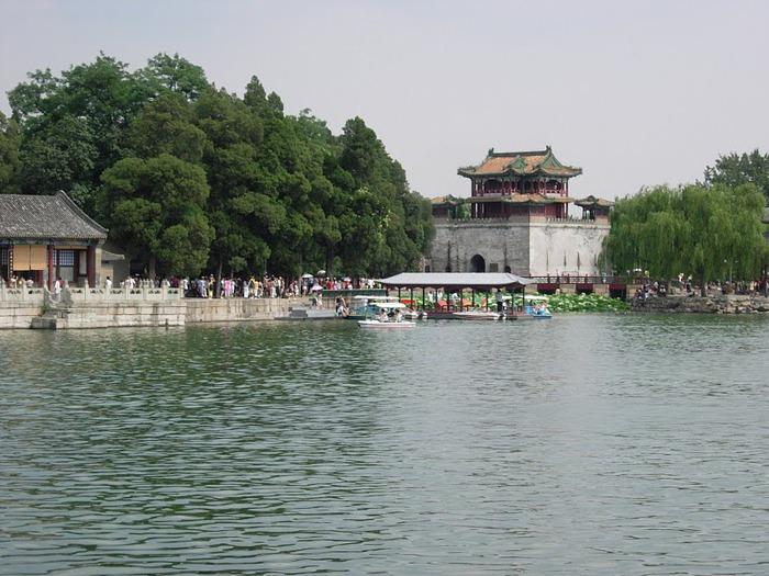 Пекин - Летний дворец императрицы 82434