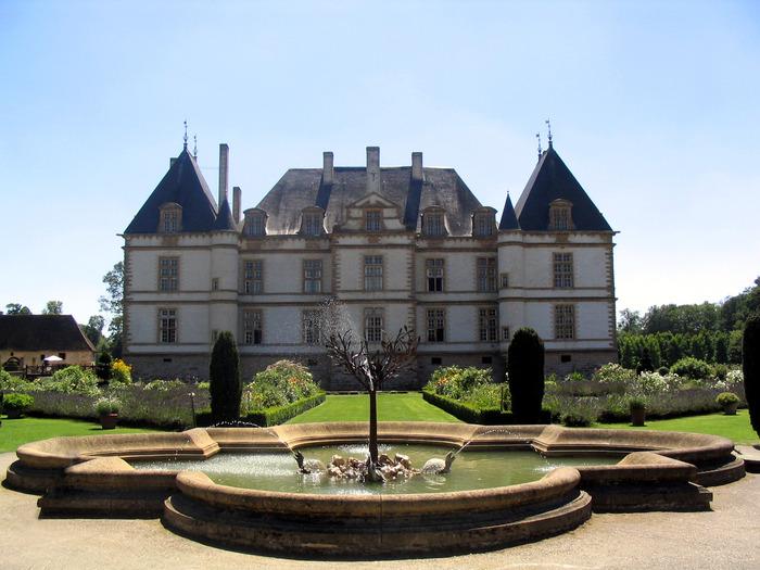 Замок де Корматэн -Chateau de Cormatin 48086