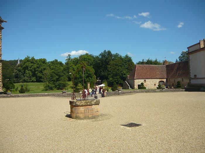 Замок де Корматэн -Chateau de Cormatin 78884