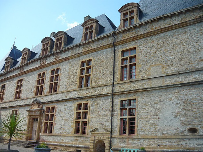 Замок де Корматэн -Chateau de Cormatin 90744