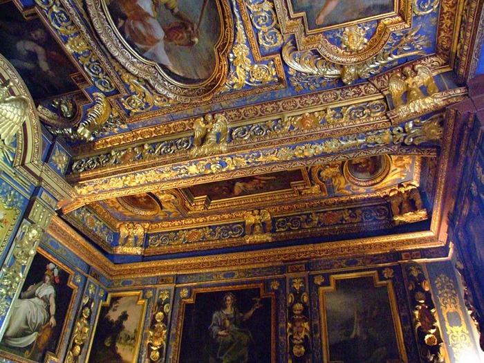 Замок де Корматэн -Chateau de Cormatin 97352