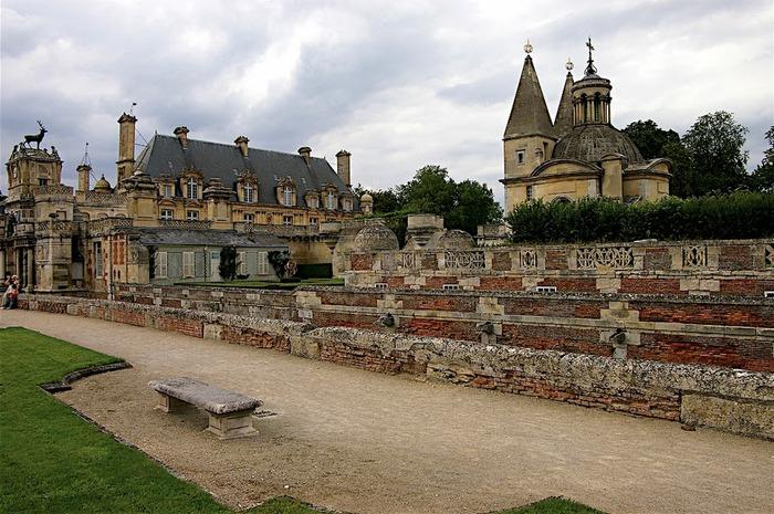 Замок Анэ 93464