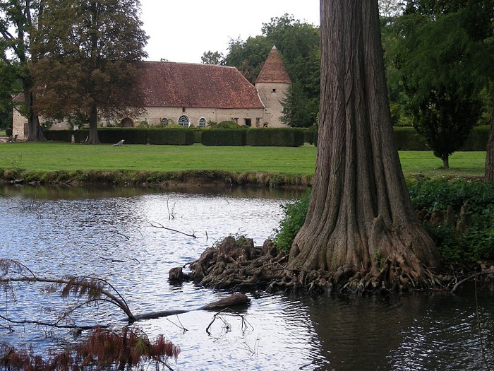 Замок де Корматэн -Chateau de Cormatin 68917