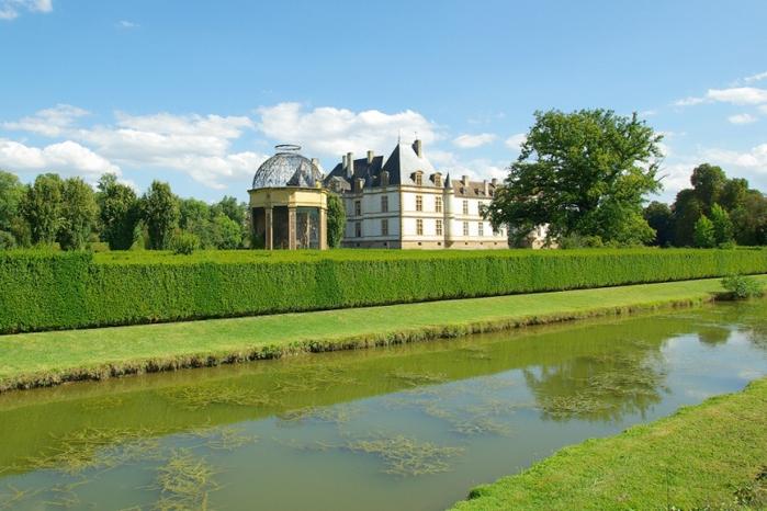 Замок де Корматэн -Chateau de Cormatin 42445