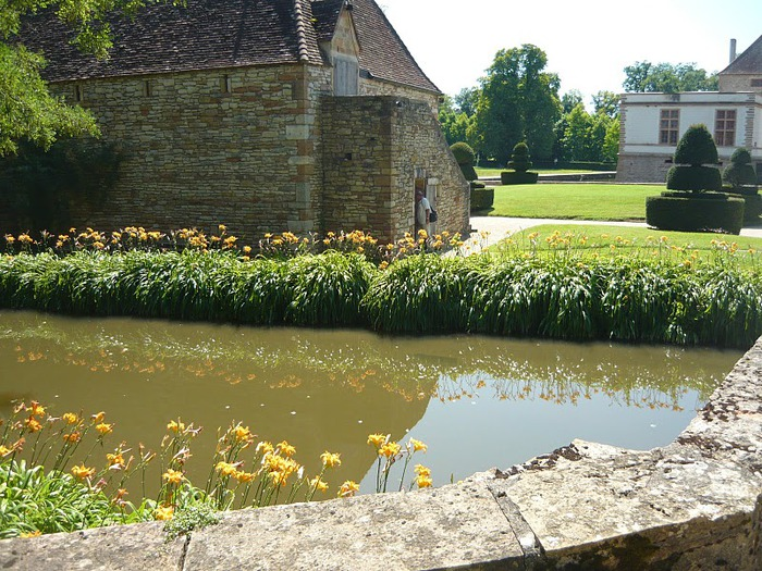 Замок де Корматэн -Chateau de Cormatin 85412