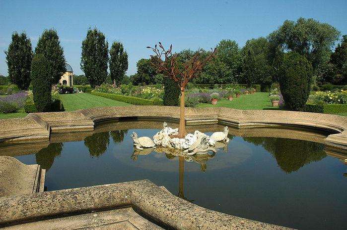 Замок де Корматэн -Chateau de Cormatin 59654