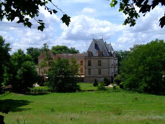 Замок де Корматэн -Chateau de Cormatin 81792