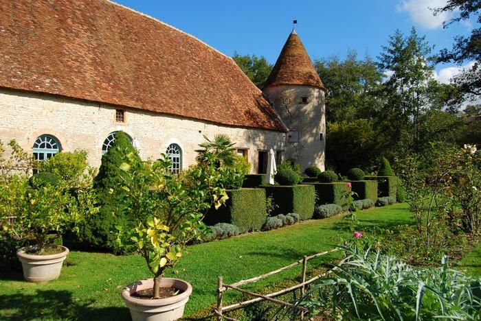 Замок де Корматэн -Chateau de Cormatin 29144
