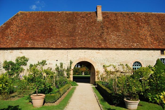 Замок де Корматэн -Chateau de Cormatin 50558