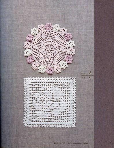 gift present for crochet: crochet rose pattern 100 magazine