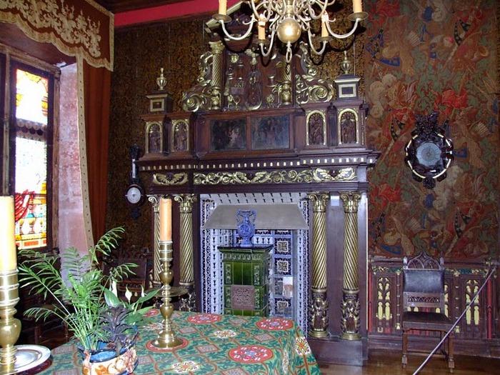 Замок де Корматэн -Chateau de Cormatin 83293