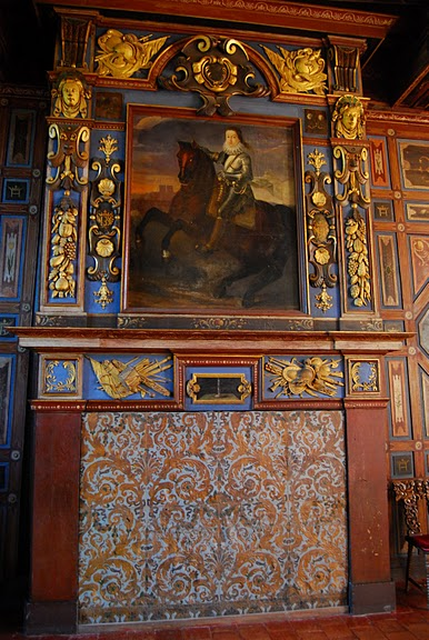 Замок де Корматэн -Chateau de Cormatin 57799