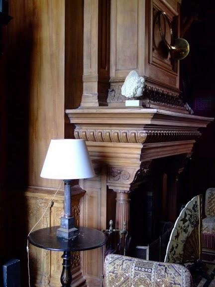 Замок де Корматэн -Chateau de Cormatin 92361