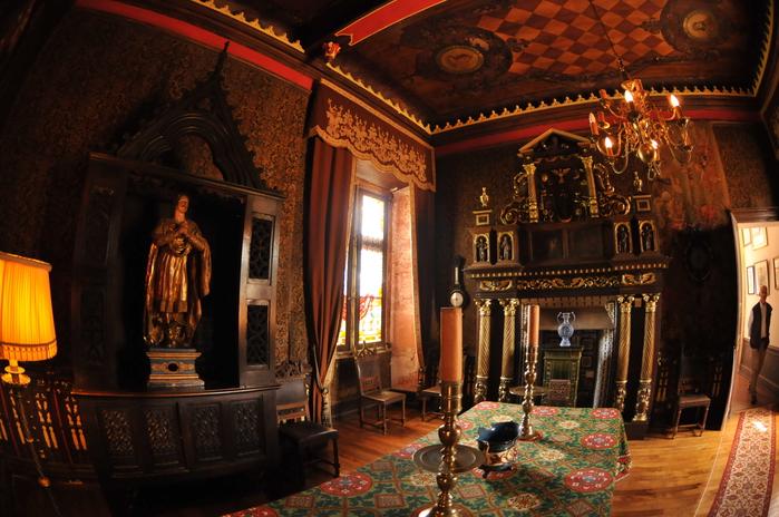 Замок де Корматэн -Chateau de Cormatin 53737