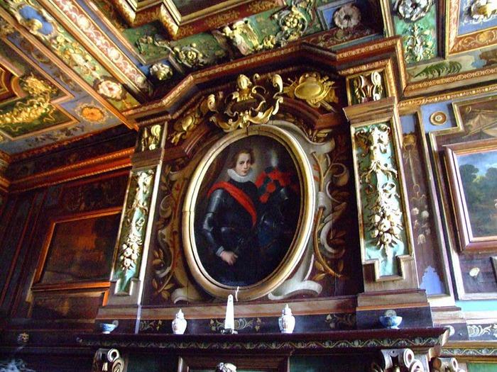 Замок де Корматэн -Chateau de Cormatin 42841