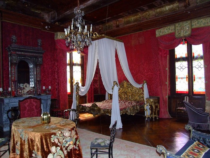 Замок де Корматэн -Chateau de Cormatin 36412