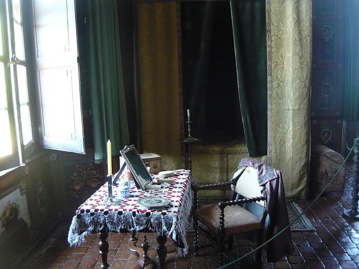 Замок де Корматэн -Chateau de Cormatin 41155