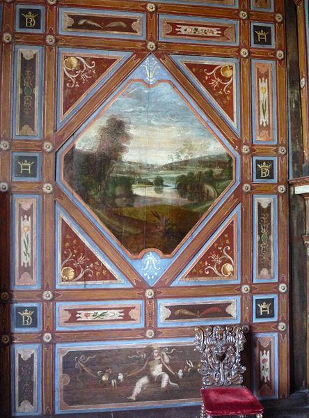 Замок де Корматэн -Chateau de Cormatin 47989