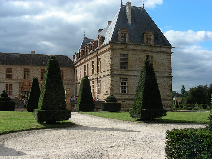 Замок де Корматэн -Chateau de Cormatin 94095