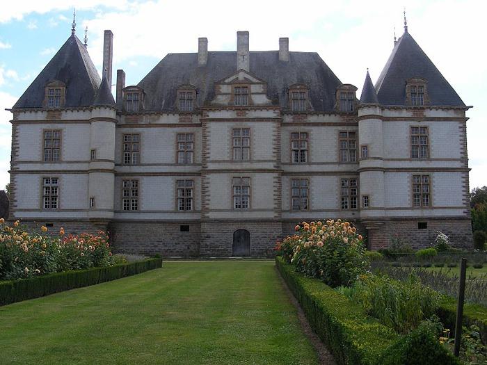 Замок де Корматэн -Chateau de Cormatin 31885